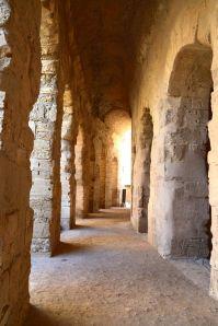 El Djem Amphitheater Pathway