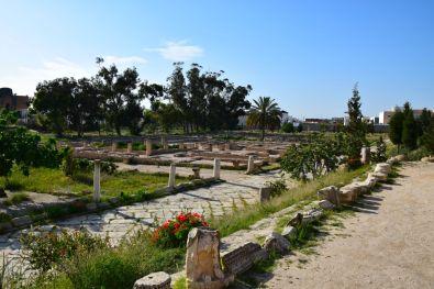 El Djem Museum Villa Ruins