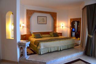 Hasdrubal Thalassa Junior Suite Bed