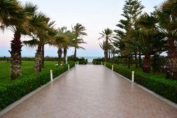 Hasdrubal Thalassa Path to Beach