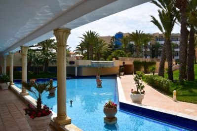 Hasdrubal Thalassa Pool 5