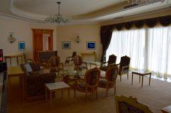 Hasdrubal Thalassa Presidential Villa Salambo Lounge