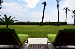 Hasdrubal Thalassa Presidential Villa Salambo View