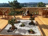 Hilton Alger Executive Lounge Garden