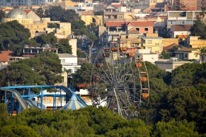 Hilton Alger View Amusement Park