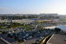Hilton Alger View Parking
