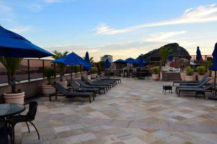 JW Marriott Rio De Janeiro Terrace Seating
