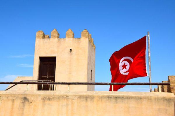 Kairouan Aghlabid Basins Viewing Platform