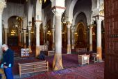 Kairouan Great Mosque Columns