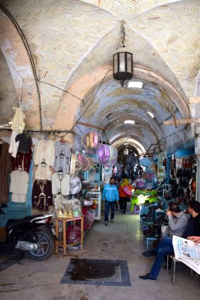 Kairouan Medina Sellers