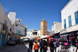 Kairouan Medina Street