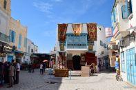Kairouan Medina Tapestry Shop