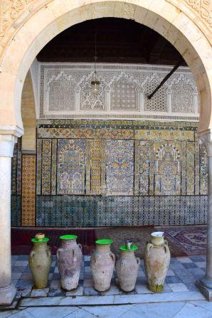 Kairouan Mosque of the Barber Pots