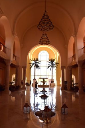 Residence Tunis Lobby