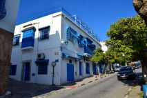 Sidi Bou Said Building