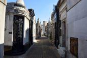 Buenos Aires La Recoleta Cemetery Graves