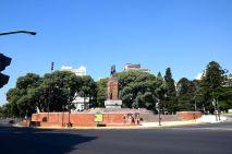 Buenos Aires La Recoleta Walk Back
