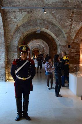 Buenos Aires Museo Aduana de Taylor Guard