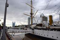 Buenos Aires Puerto Madero Ship