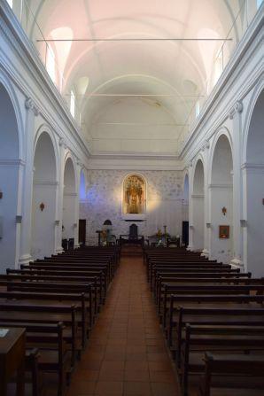 Colonia Del Sacramento Basílica del Santísimo Sacramento Interior