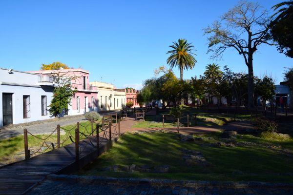 Colonia Del Sacramento Plaza