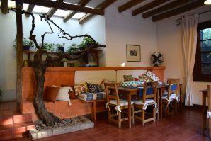 Finca Adalgisa Breakfast room