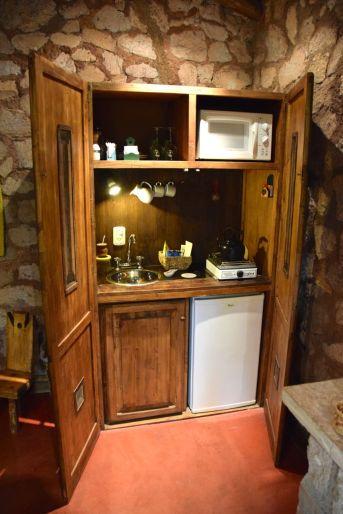 Finca Adalgisa Room Kitchenette