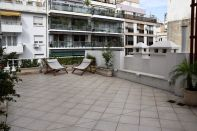 Hotel Club Frances Buenos Aires Luxury Suite Terrace