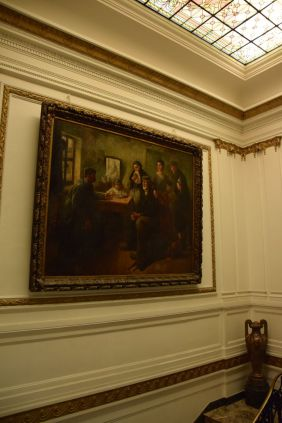 Hotel Club Frances Buenos Aires Painting