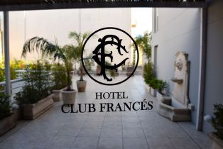 Hotel Club Frances Buenos Aires Terrace