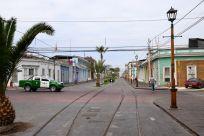 Iquique Baquedano Street Police