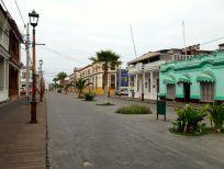 Iquique Baquedano Street Road
