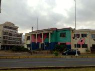 Iquique Beach High School