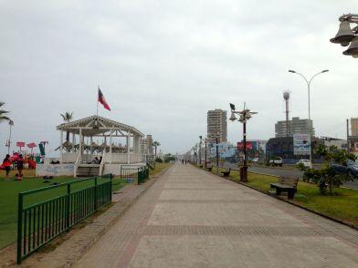 Iquique Beach Path