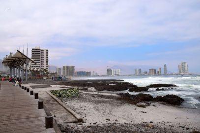 Iquique Beach View