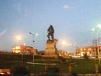 La Paz Bolivia Statue