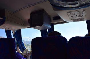 Mendoza to Santiago El Rapido Interior