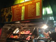 Montevideo Mercado del Puerto Don Garcia