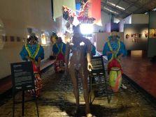 Montevideo Museo del Carnaval Main Exhibit