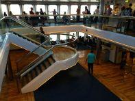 Seacat Colonia ferry Interior