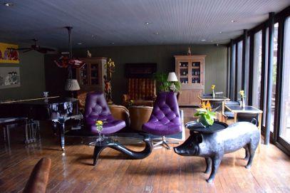 The Aubrey Santiago Piano Bar Deco