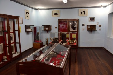 Uyuni Town Museum Displays