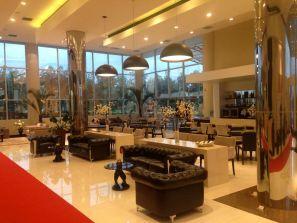 HG Tower Hotel Lobby