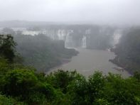 Iguacu Falls View