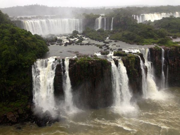 Iguacu Falls Waterfalls