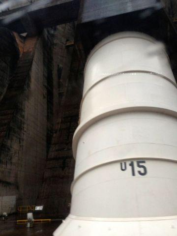 Itaipu Dam Turbine