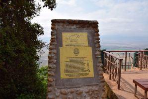 Ngorongoro Crater Sign