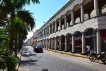 Santa Cruz Plaza 24 de Septiembre Street