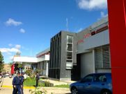 Sucre Airport Entrance