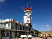 Sucre Airport Tower